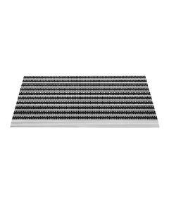 Home Aluminium Borstelmat 80x50 cm